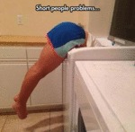 Short People Problems...