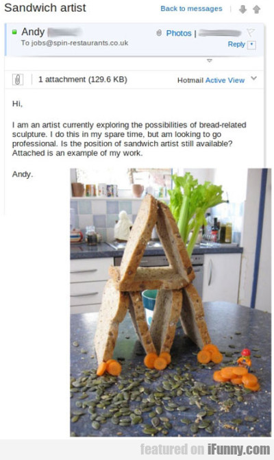 I am an artist currently exploring the...
