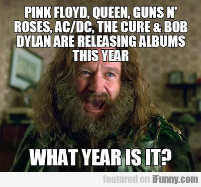 Pink Floyd, Queen, Guns N' Roses...