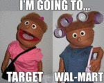 I'm Going To... Target, Wal-mart...