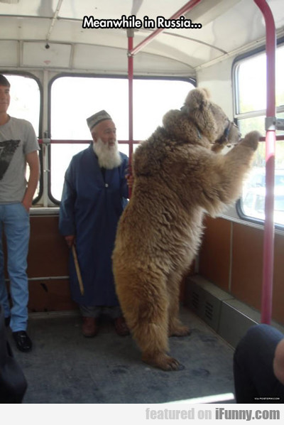 Meanwhile In Russia...