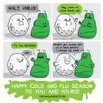 Halt, Virus! Hey Come On