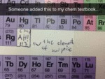 Someone Added This To My Chem Textbook...