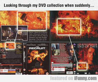 looking through my dvd collection...