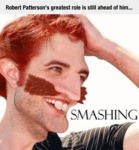 Robert Pattison's Greatest Role..