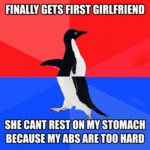 Finally Gets First Girlfriend...
