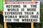 Nothing In The World Is More Expensive