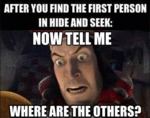 After You Find The First Person...