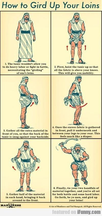 How To Grid Up Your Loins