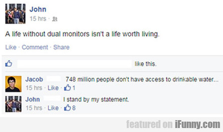 A Life Without Dual Monitors