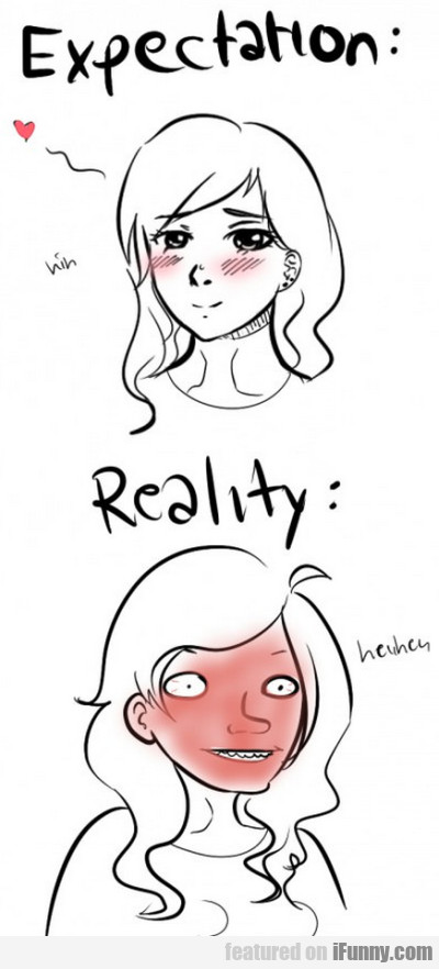 Expectations. Reality