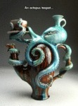 An Octopus Teapot...