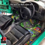 The Best Car Floor Mats Ever..