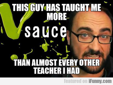 This Guy Taught Me More Than...