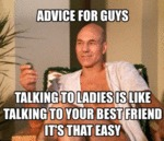 Advice For Guys...
