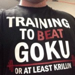 Training To Beat Goku...