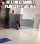 Internet Famous People In Real Life...