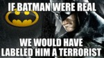 If Batman Were Real...