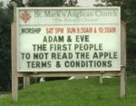 Adam & Eve The First People To Not