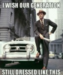 I Wish Our Generation...