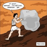 At Least... Hrrngh... I'm Getting... Grrrngh... Xp