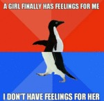 A Girl Finally Has Feelings For Me...