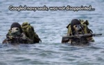 Googled Navy Seals...