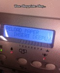 Wow, Okay Printer, Okay...