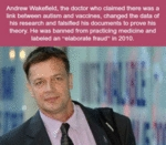 Andrew Wakefield The Doctor Who Claimed
