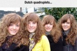 Dutch Quadruplets...