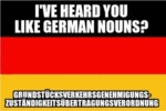 I've Heard You Like German Nouns...