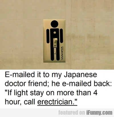 e-mailed to my japanese doctor friend...