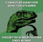 If Feminists Are Against Porn...