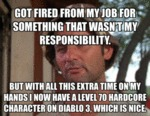 Got Fired From My Job For Something...