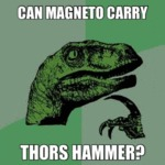 Can Magneto Carry...