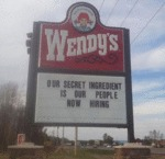 Our Secret Ingredient Is Our People...