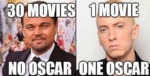 30 Movies, No Oscar...