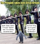 The Penguin Takes Over