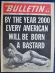 By The Year 2000 Every American Will Be Born A...