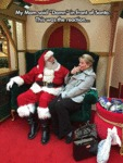 My Mom Said Damn In Front Of Santa...