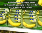 If Only Bananas Had Robust, Natural...