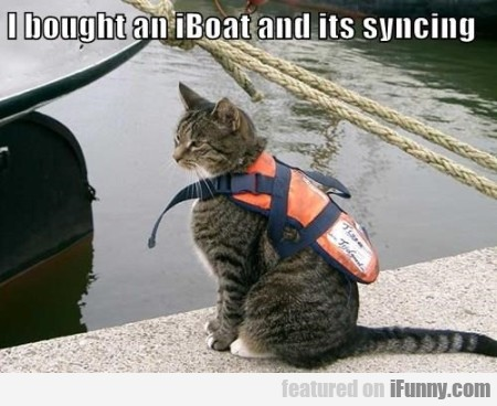 i bought an iboat