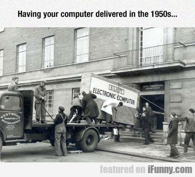 Having Your Computer Delivered...