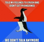 Told My Feelings To Crush...