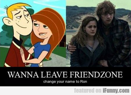 Wanna Leave Friendzone...