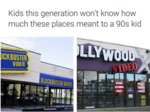 Kids This Generation Won't Know...