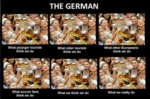 The German...