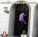 There Is No Age Limit To Be An Assassin...