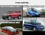 If Cars Could Talk...