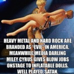 Heavy Metal And Hard Rock Are Branded...